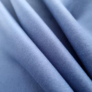 Stofa din lana blue capri