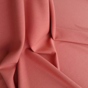 Stofa caramizie din lana cu elastan