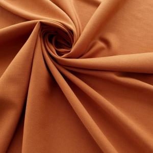 Stofa cognac din lana cu elastan