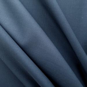 Stofa din lana albastru-petrol cu elastan