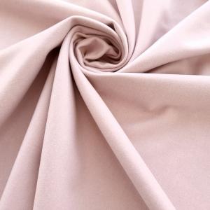 Stofa din lana roz pudra