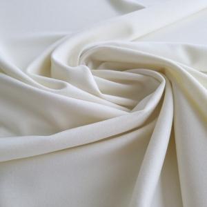 Stofa alba din lana virgina