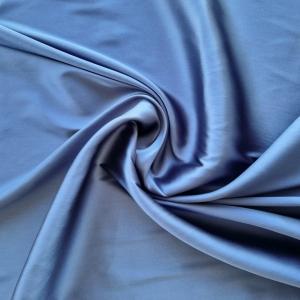 Tafta bleumarin elastica din matase naturala